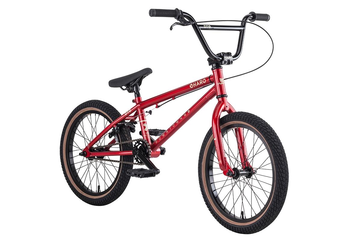 Haro Bikes Bmx Downtown 18