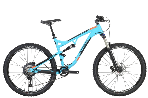 2018 Haro MTB bike category image